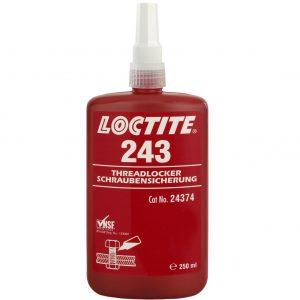 Loctite 243, gevindsikring