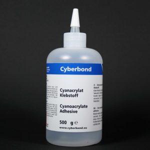 Cyberbond Cyanoacrylat 2006, specielt god til gummi og plast