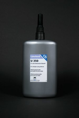 Cyberbond UV lim U3600, lim til PC, alu,/pc, glas og glas/metal