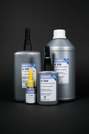 Cyberbond UV lim U305, bred vedhæftning, medico