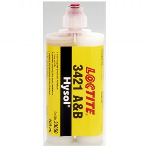 Loctite 3421, strukturlim, epoxy