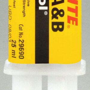 Loctite 3450 strukturlim, epoxy, 25ml, lim til metal reparation. FAST LAVPRIS