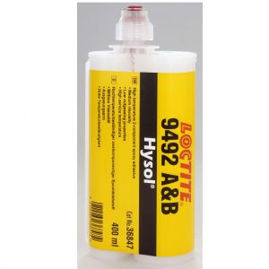 Loctite 9492 strukturlim, epoxy, 400ml