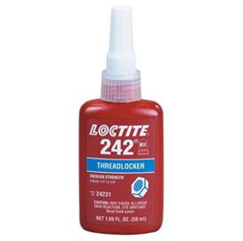 Loctite 242, gevindsikring
