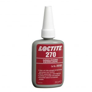 Loctite 270, gevindsikring