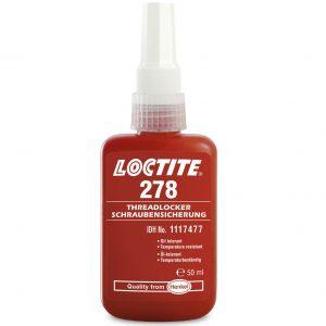 Loctite 278, gevindsikring