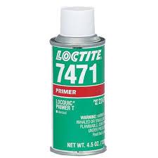 Loctite 7471 overfladebehandling – aktivator, opløsningsmiddelbaseret, 150ml