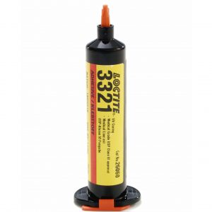 Loctite 3321 UV lim, lyshærdende, 25ml