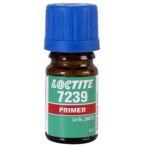 Loctite 7239 overfladebehandling – forbedret vedhæftning, plastprimer, 4ml