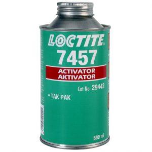 Loctite 7457 overfladebehandling – accelerator, velegnet til skøre plast