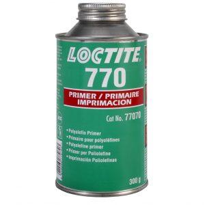 Loctite 770 overfladebehandling – forbedret vedhæftning, plastprimer