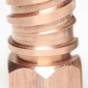 Subrex HUB Tellur kobber uden coating
