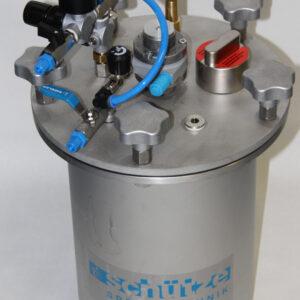 Tryktank V10 ES-1R med omrører