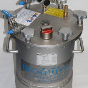 Tryktank V30 ES-1R med omrører