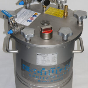 Tryktank V40 ES-1R med omrører