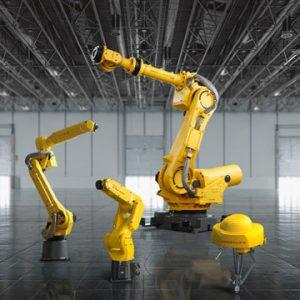 Fanuc-robotter