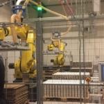 LowCost 3D sensor muliggør kompleks robot løsning
